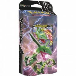 Pokemon Cards V Battle Deck with Rayquaza [in German]