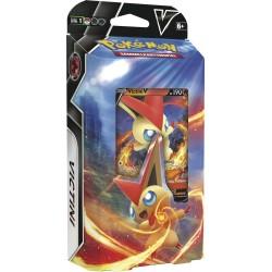Pokemon cards V battle deck with Victini-V [in German]