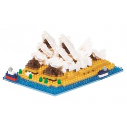 NANOBLOCK Sights to See series: Sydney Opera House NBH-052
