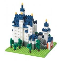 NANOBLOCK Sights to See series: Neuschwanstein Castle NBH-010