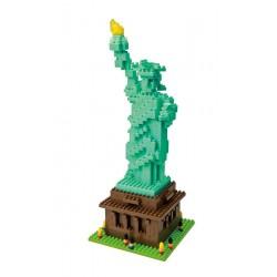 NANOBLOCK Middle series: Statue de la Liberté NBM-003