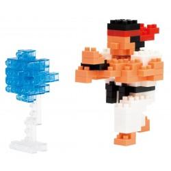 nanoblock Street Fighter II NBCC-017 RYU