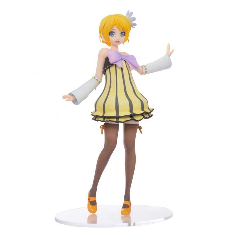 Kagamine rin cheerful candy figure minijapanshop eu - Kagamine rin project diva ...