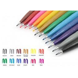 pentel FUDE TOUCH pen