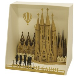 Paper Nano: Sagrada Família PN-105