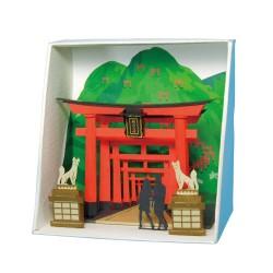 Paper Nano: Inari Shrine PN-111